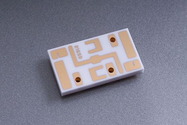High power thin film submount