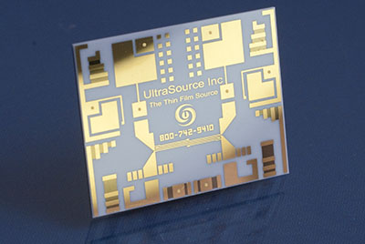 UltraSource Inc thin film sample