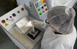 Thin film substrate processing